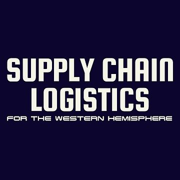 Supply Chain Logistics by misterpillows