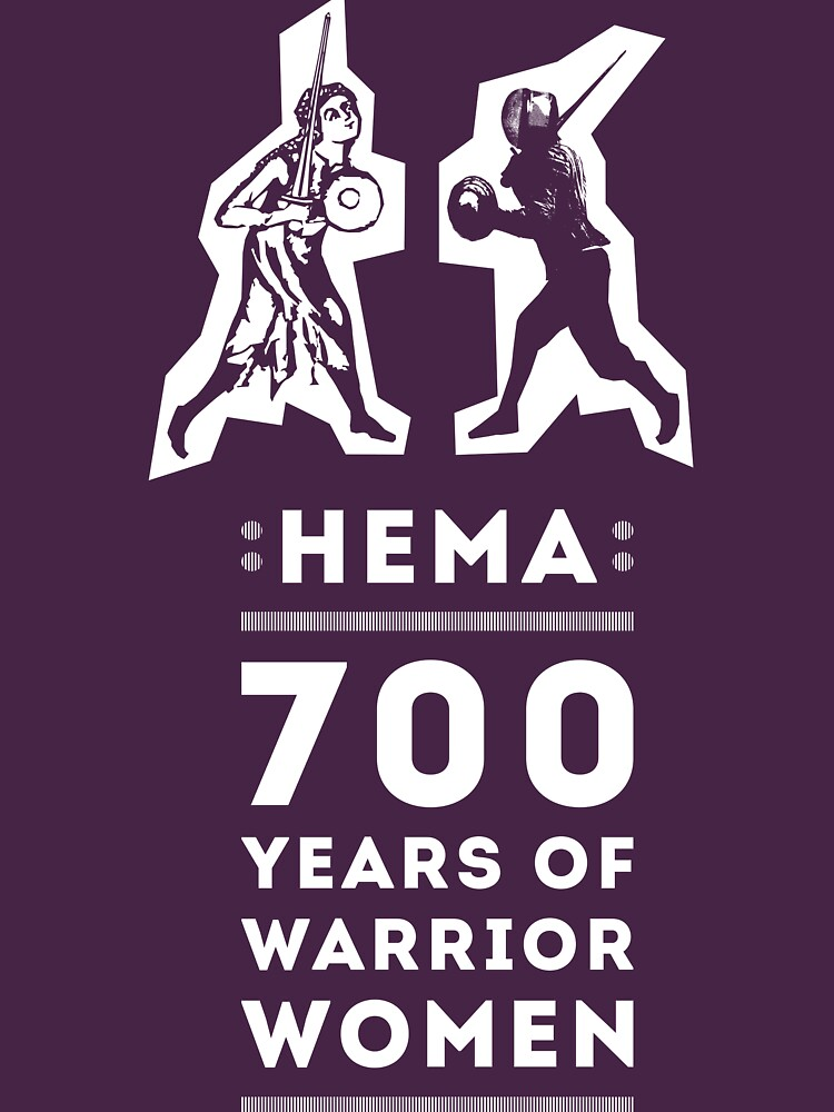 HEMA - 700 Years of Warrior Women by ArteDoCombate