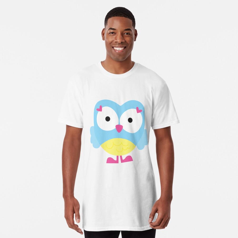 Sweet Owl Long T-Shirt