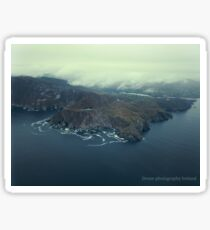 Slieve league Ireland  Sticker