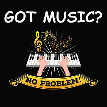 MUSIC JAZZ PARTY DANCING HAPPY SHEET PIANO by fatshirt