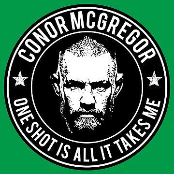 Conor Mcgregor One Shot by bibinik