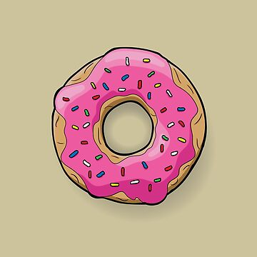 Donut by Caldofran