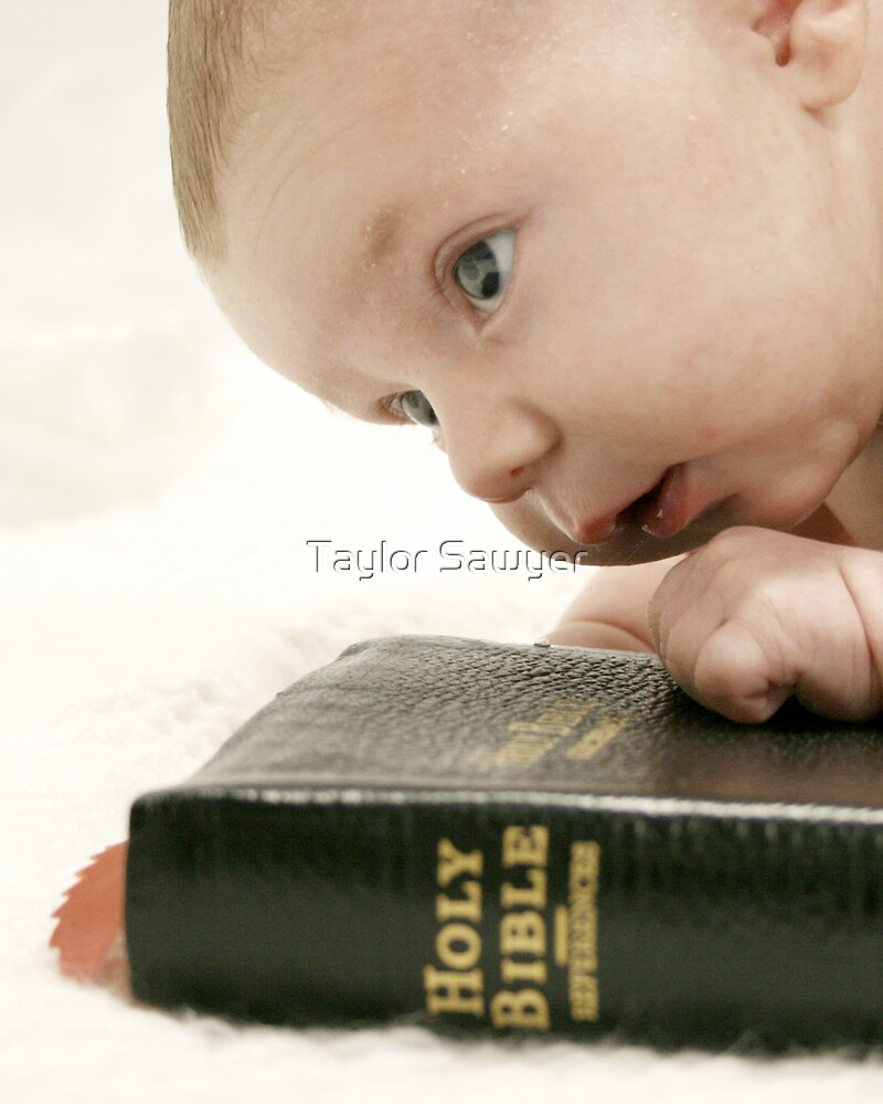 Bible Thumper by Taylor Sawyer