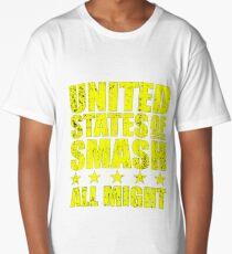 smash Long T-Shirt