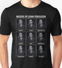 Moods of Joan Ferguson Unisex T-Shirt