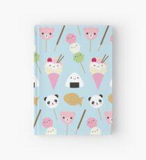Japanese Kawaii Snacks Hardcover Journal