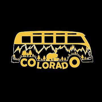 Travel Colorado by saadkh