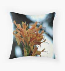 Kirstenbosch Flora Throw Pillow