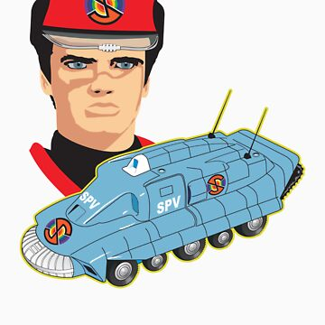 Captain Scarlet by limey57