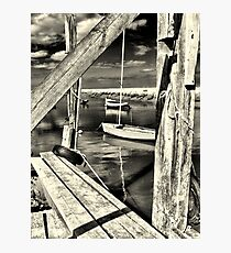 Jetty Photographic Print