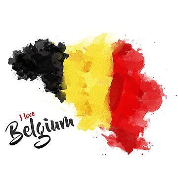 Belgium by Designify