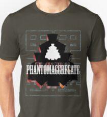 Phantom Logo With Shape Design Unisex T-Shirt