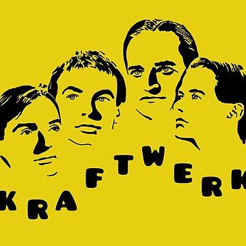 Kraftwerk by jpearson980