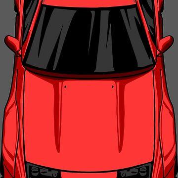 Nissan 300zx Fairlady by w1gger
