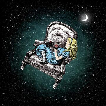 Lost In Wonderland by maryedenoa