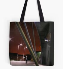 Entrance to the Sage, Gateshead Tote Bag