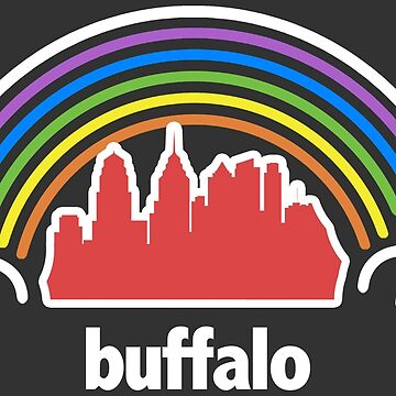 City Pride (Buffalo, NY) by niemozliwe