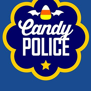 Sweet Halloween Candy Police by VomHaus