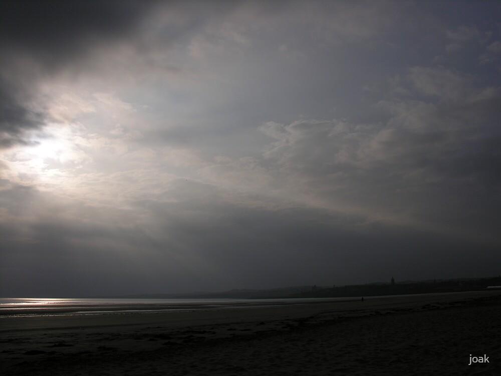 st andrews beach by joak