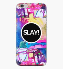 SLAY the Day iPhone Case