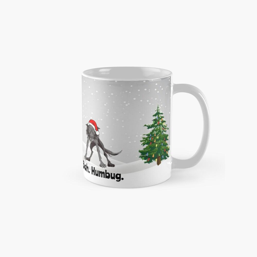 Bah. Humbug. Classic Mug