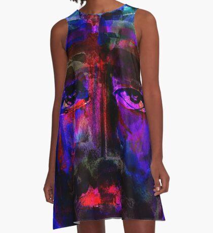BAANTAL / Hominis / Faces #4 A-Line Dress
