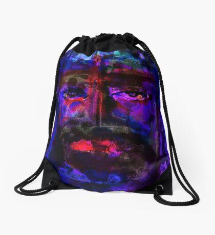 BAANTAL / Hominis / Faces #4 Drawstring Bag