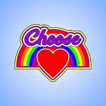Choose heart love by BigTime