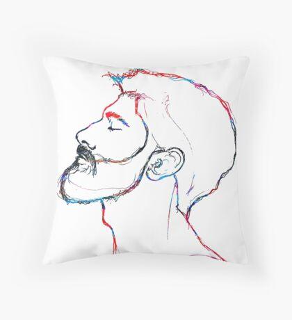 BAANTAL / Hominis / Faces #5 Floor Pillow