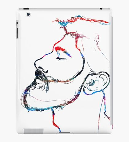 BAANTAL / Hominis / Faces #5 iPad Case/Skin