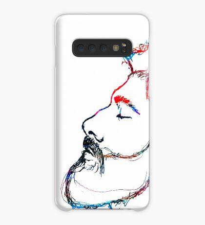 BAANTAL / Hominis / Faces #5 Case/Skin for Samsung Galaxy