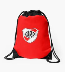 Club Atlético River Plate Drawstring Bag