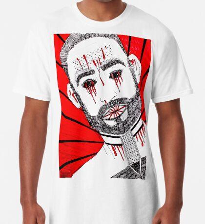 BAANTAL / Hominis / Faces #6 Long T-Shirt