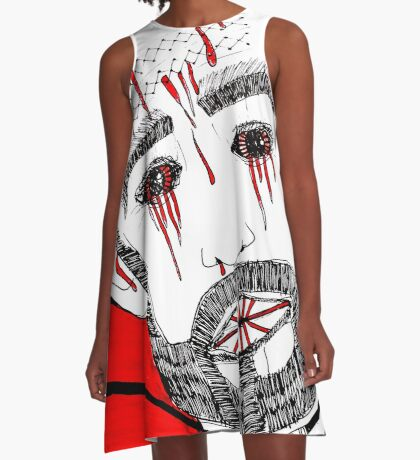 BAANTAL / Hominis / Faces #6 A-Line Dress