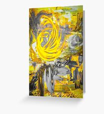 Anointing Greeting Card
