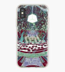 Neuromancer: Wintermute iPhone Case