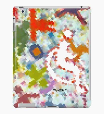 Handicap and Singularity Mozaïc 1 by RootCat/marie b. iPad Case/Skin