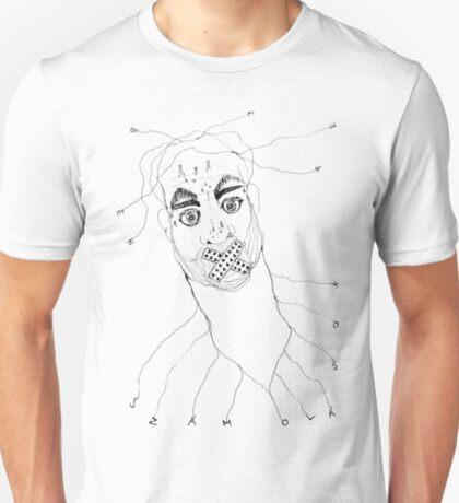 BAANTAL / Hominis / Faces #7 T-Shirt