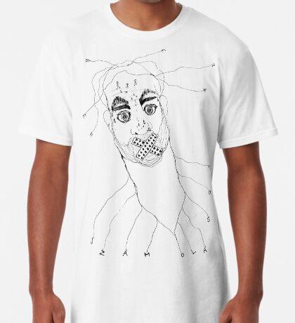BAANTAL / Hominis / Faces #7 Long T-Shirt