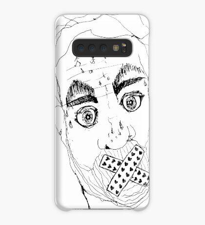 BAANTAL / Hominis / Faces #7 Case/Skin for Samsung Galaxy