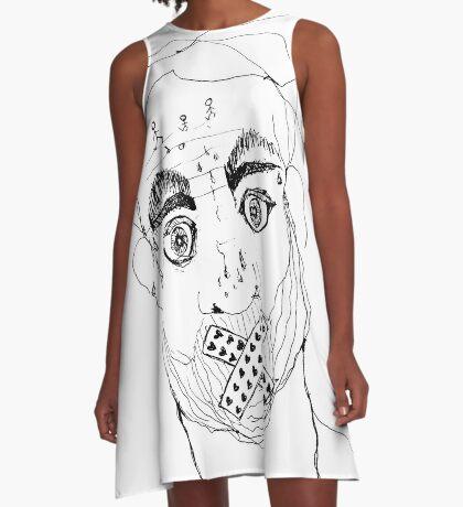 BAANTAL / Hominis / Faces #7 A-Line Dress
