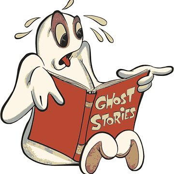 Ghost stories gift Halloween by MakeItIsi