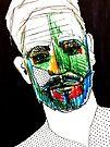 BAANTAL / Hominis / Faces #9 by ManzardCafe