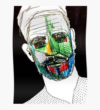 BAANTAL / Hominis / Faces #9 Poster