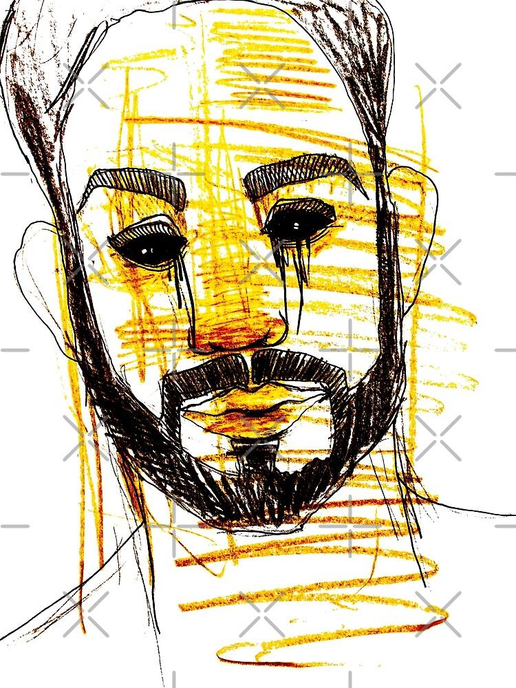 BAANTAL / Hominis / Faces #10 by ManzardCafe