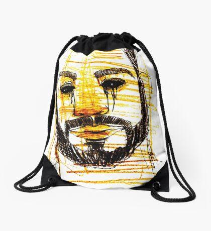 BAANTAL / Hominis / Faces #10 Drawstring Bag