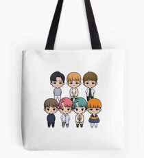 NCT DREAM - CARTOON Tote Bag