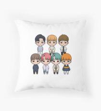 NCT DREAM - CARTOON Throw Pillow