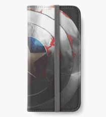 The Shield and the Soldier iPhone Wallet/Case/Skin